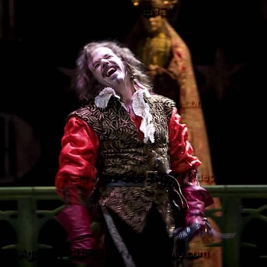 Title Role,  Zampa, Opéra Comique