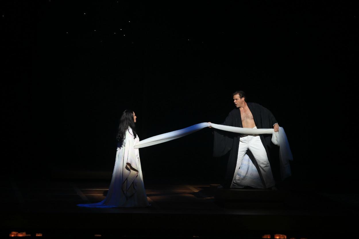 Pinkerton, Opera Australia, Taipei