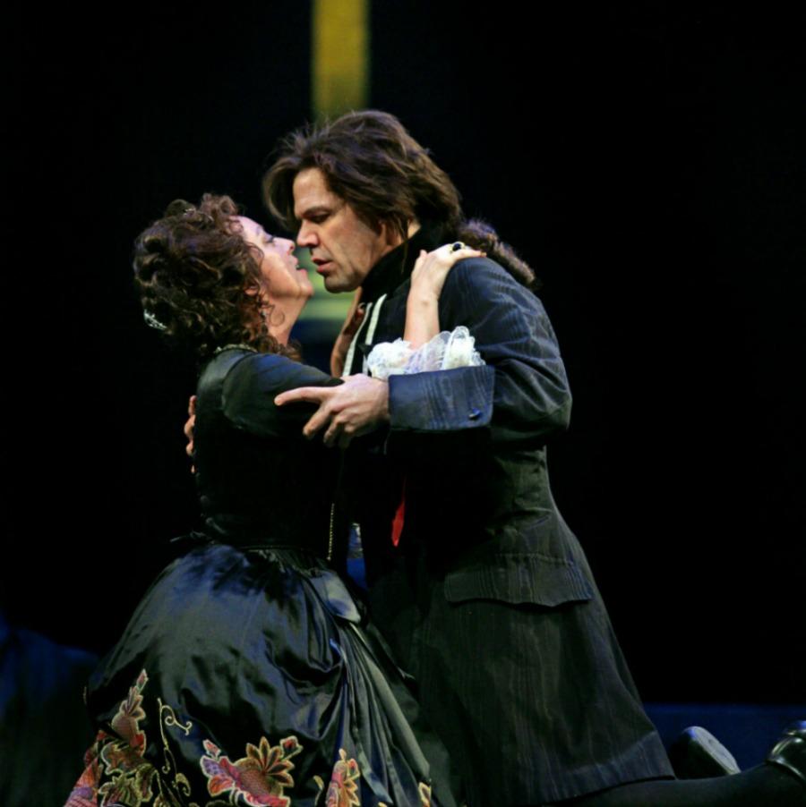 Des Grieux,  Manon, Calgary Opera