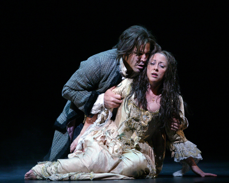 Des Grieux, Calgary Opera